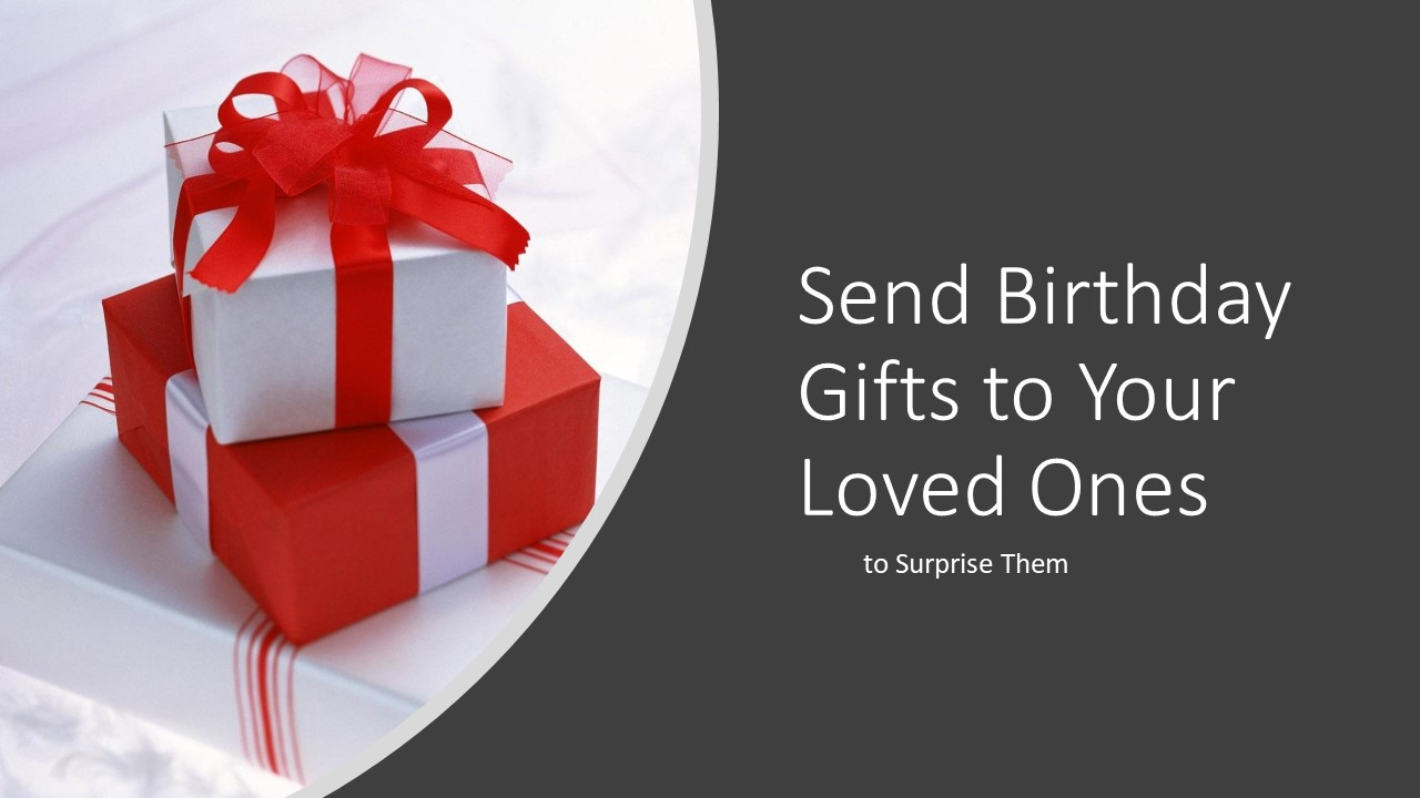 How Does E Commerce Work To Send Birthday Gifts India