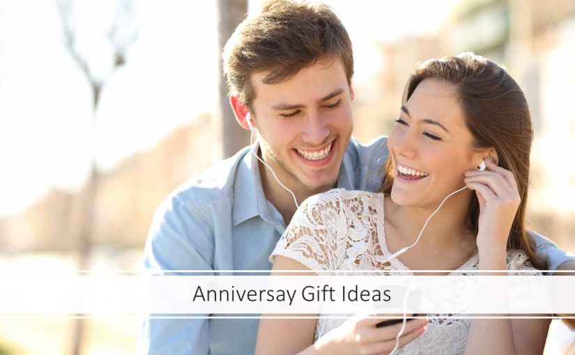 Top Five Anniversary Gift Ideas
