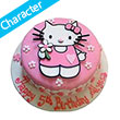 Character Cakes Delivery in Bhavnagar