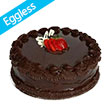 Eggless Cakes to India