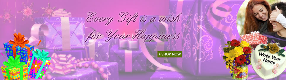 Gifts Delivery in India