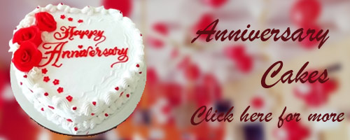 Anniversary Cakes to Bareilly