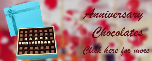 Anniversary Chocolates Delivery to Raipur