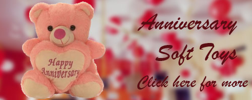 Online Soft Toys Delivery to Raipur
