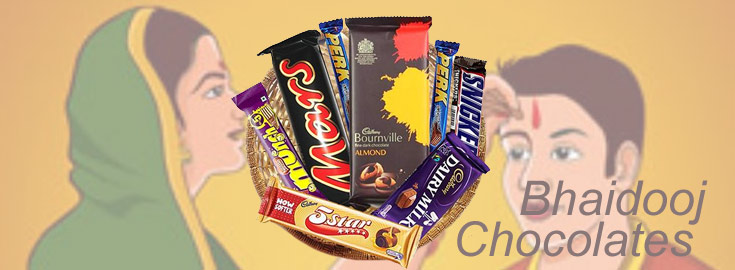 Chocolates in India