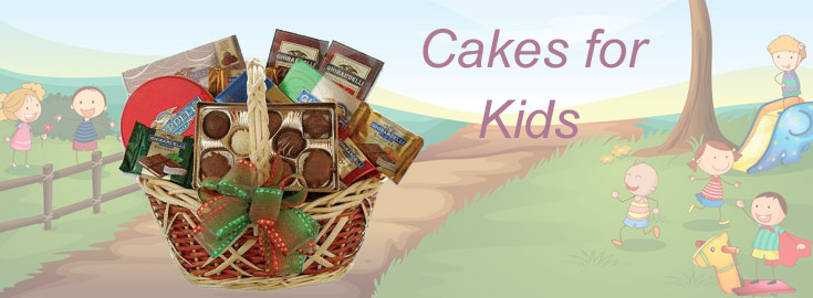 Deliver Kids Chocolates to India
