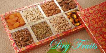 Dry Fruit Gifts India