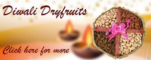 Diwali Dry Fruits to India