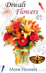 Send Diwali Flowers to India