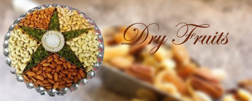 Deliver Dry Fruits to Bangalore Bansawadi