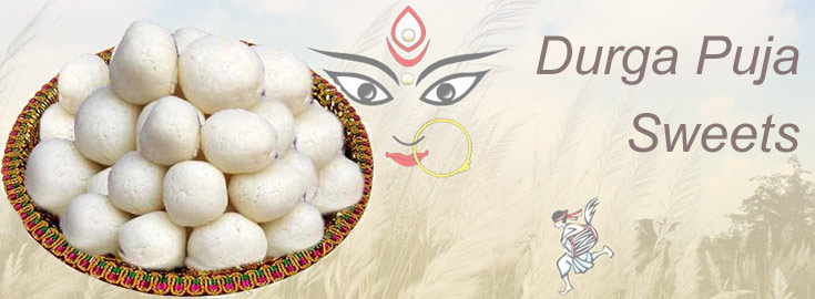 Durga Puja Sweets Delivery in India