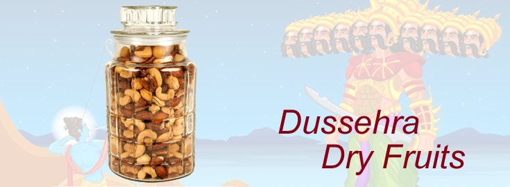 Dussehra Dry Fruits in India