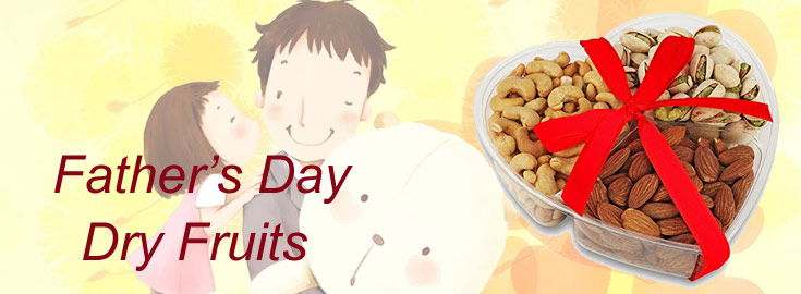 Father's Day Dry Fruits Delivery to India