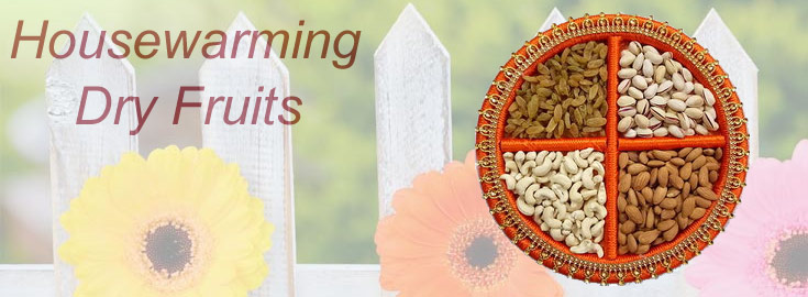 Send Dry Fruits Delivery in India