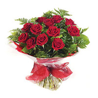 Valentines Day Flowers to Nainital