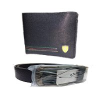 Rakhi Gifts for Brother Delivery In India Gents Wallet With U S Belt