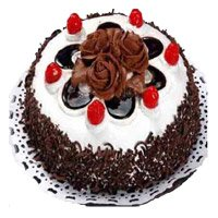 Online New Year Cakes to India