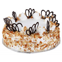 Send Cake to India - Butter Scotch Cake From 5 Star