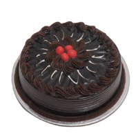 Order Eggless Cakes to India - Eggless Chocolate Cake