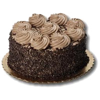 Cakes to India - Chocolate Cake From 5 Star