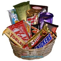 Assorted Chocolates to Arunachal Pradesh