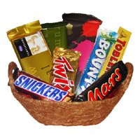 Online New Born Gifts to India - Chocolate Hamper