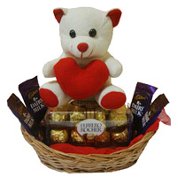 Online New Born Chocolate Delivery in India
