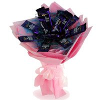 Send Chocolate Bouquet to India