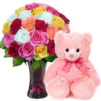 Send Teddy Bear Online India