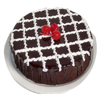 Cake in India - Chocolate Truffle Cake From 5 Star