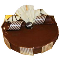 Online Cake Delivery in India - Chocolate Truffle Cake From 5 Star