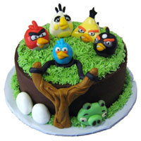 Send Character Cakes to India