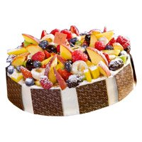 Deliver New Year Cakes to India