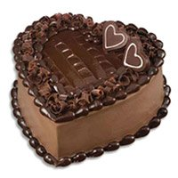 Heart Shape Cakes to India