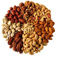 Mix dry fruit - Anniversary Gifts to India