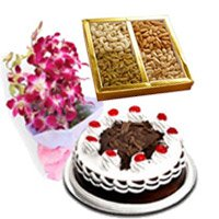 Anniversary dry fruits