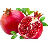 Pomegranate for durga puja