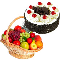 Send Mother's Day Fresh Fruits to India