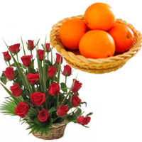 Online Fresh Fruits on Get Well Soon in India