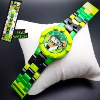 Kids Watch Rakhi Gifts For Kid Brother India Green Ben 10 Kids Watch