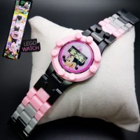 Send Online Watch For Kids Brother Rakhi Gifts In India Pink Minnie Mouse Kids Watch