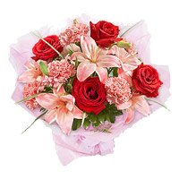 Best New Year Flower Delivery in India