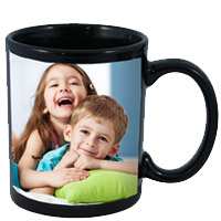 Personalized Rakhi Gifts for Brother To India Personalized Magic Mug