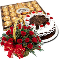 Online Chocolate Bouquet Delivery in India