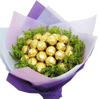 Chocolates gift for durga puja