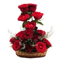 Send Flowers to Cuttack : Valentine's Day Flowers Delivery in India