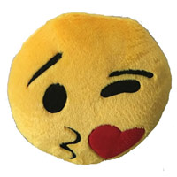 Send Online Gifts to India - Smiley Cushions