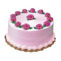 Online Cake Delivery in Imphal - Strawberry Cake
