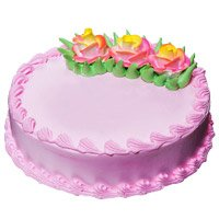Eggless Cake Delivery In Varanasi