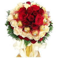 Valentine Flowers to Bangalore